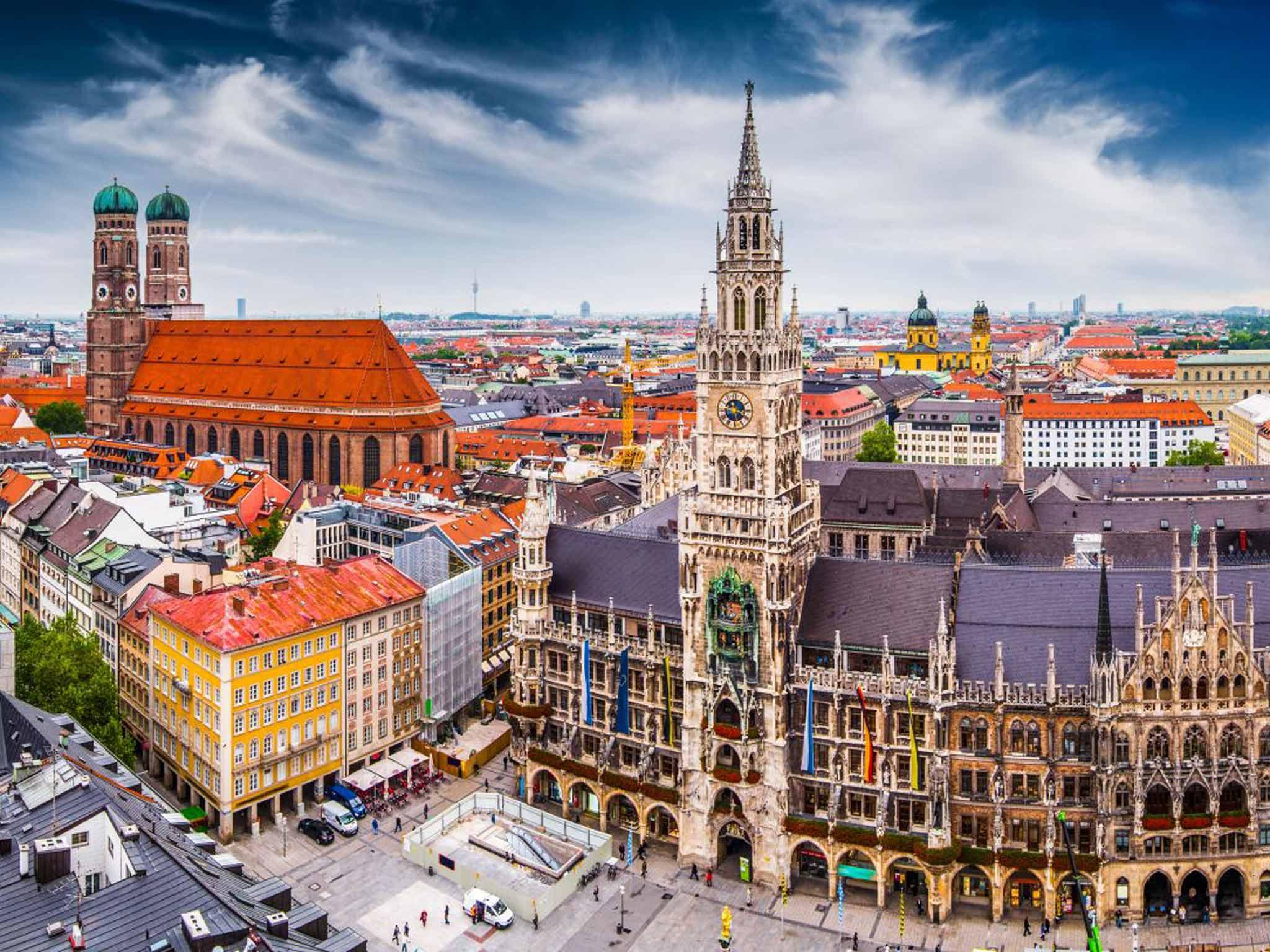Munich 2020 - travelem